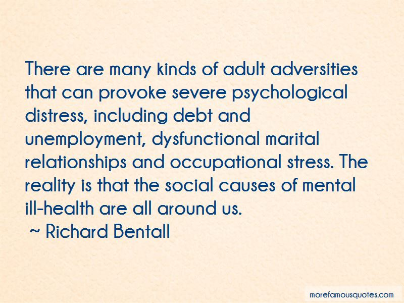 Occupational Stress Quotes