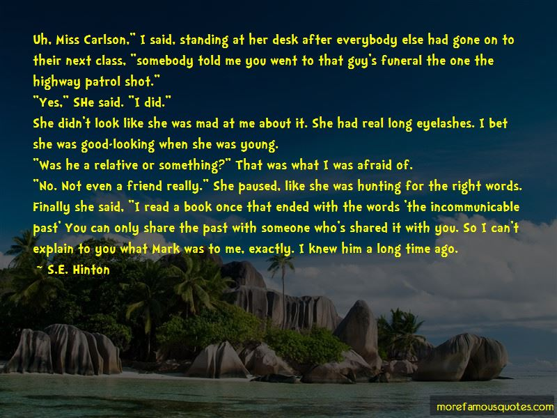 One Shot Book Quotes Pictures 2