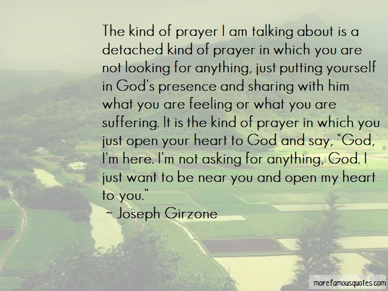 Open Your Heart To God Quotes