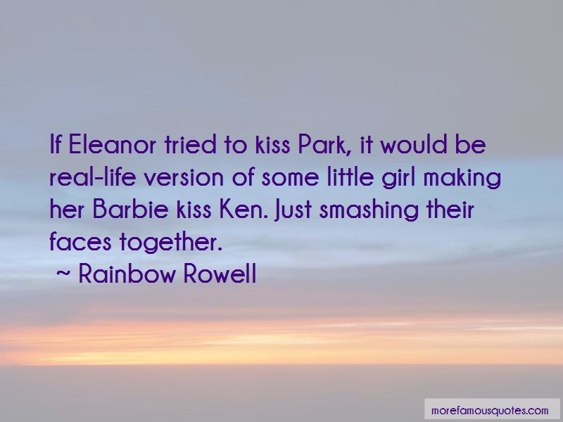 Park And Eleanor Quotes