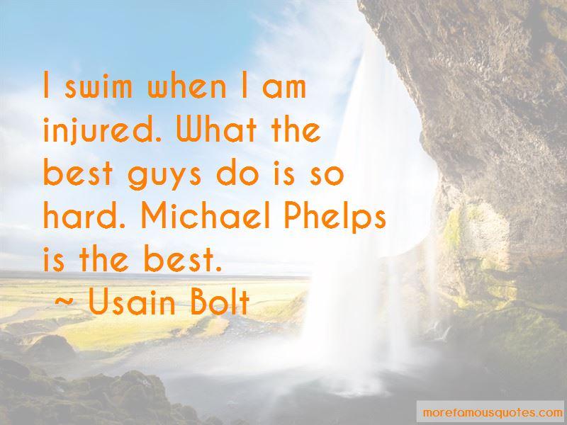 Phelps Michael Quotes