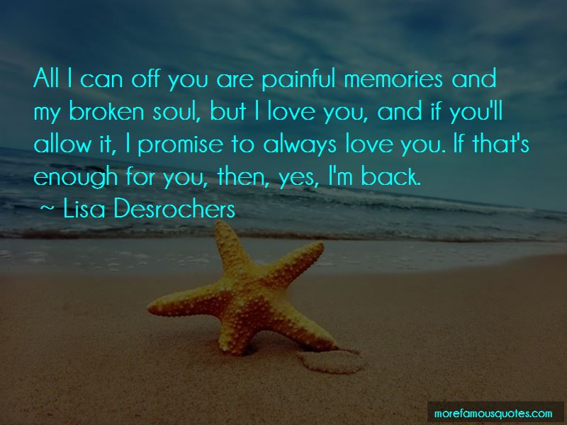 Promise To Always Love You Quotes