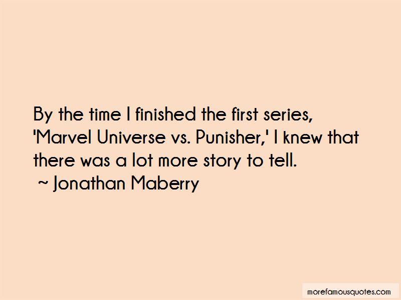 Punisher Quotes