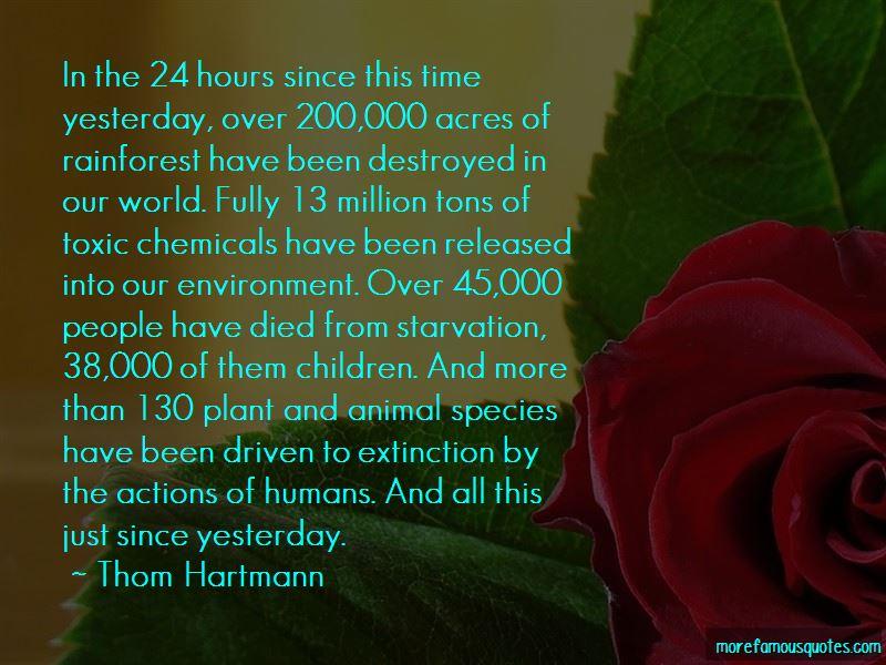 Rainforest Animal Quotes