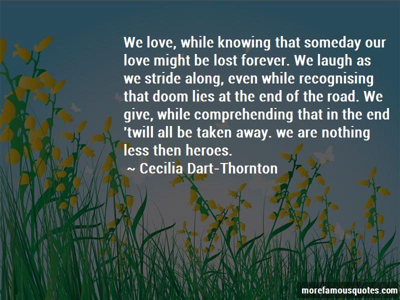 Recognising Love Quotes