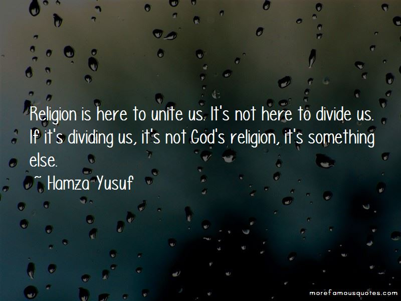 Religion Divide Quotes Pictures 4