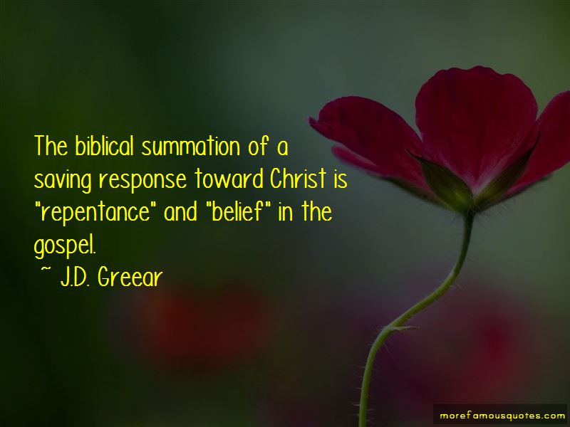 Repentance Biblical Quotes