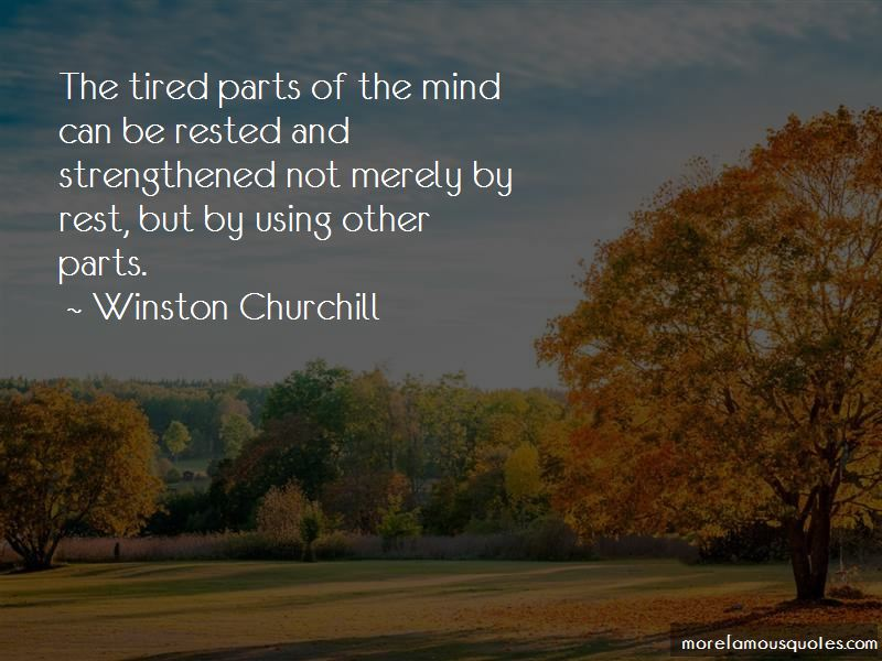 Rested Mind Quotes Pictures 3