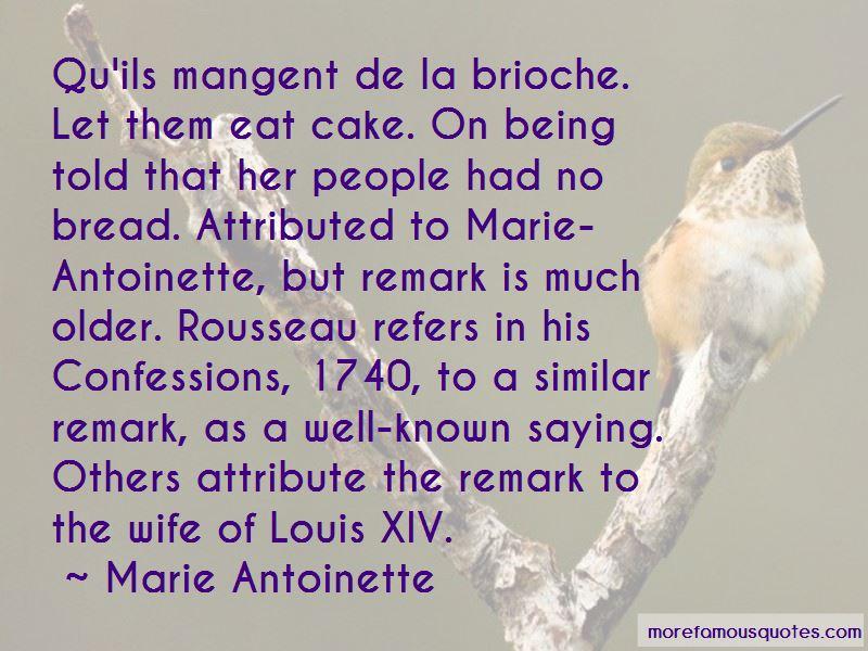 Rousseau Confessions Quotes Pictures 2