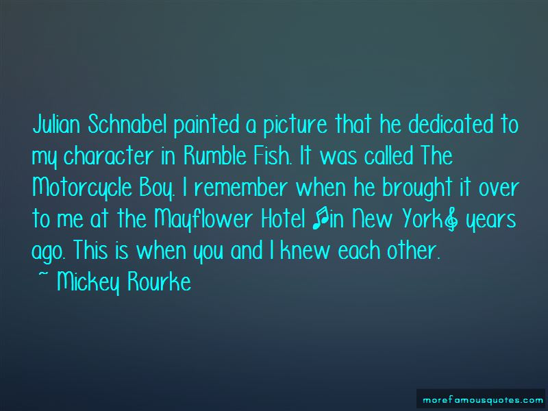 Rumble Fish Quotes Pictures 2