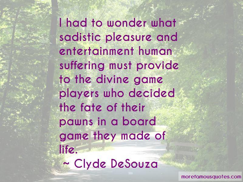 Sadistic Pleasure Quotes Pictures 2