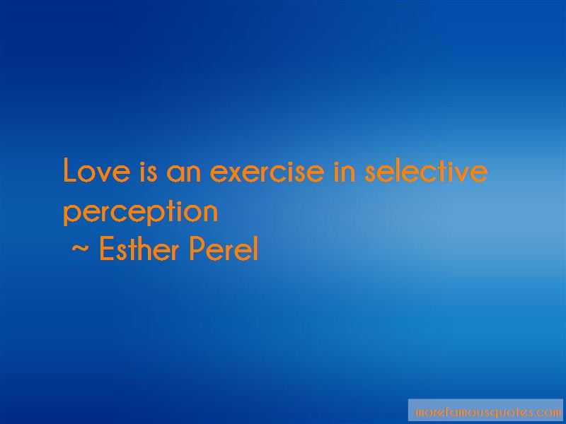 Selective Love Quotes