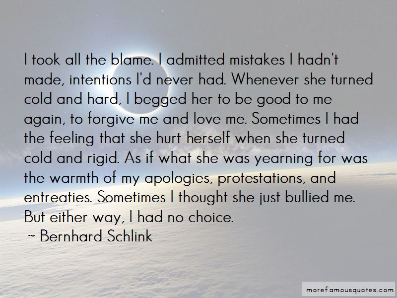 She Hurt Me But I Love Her Quotes