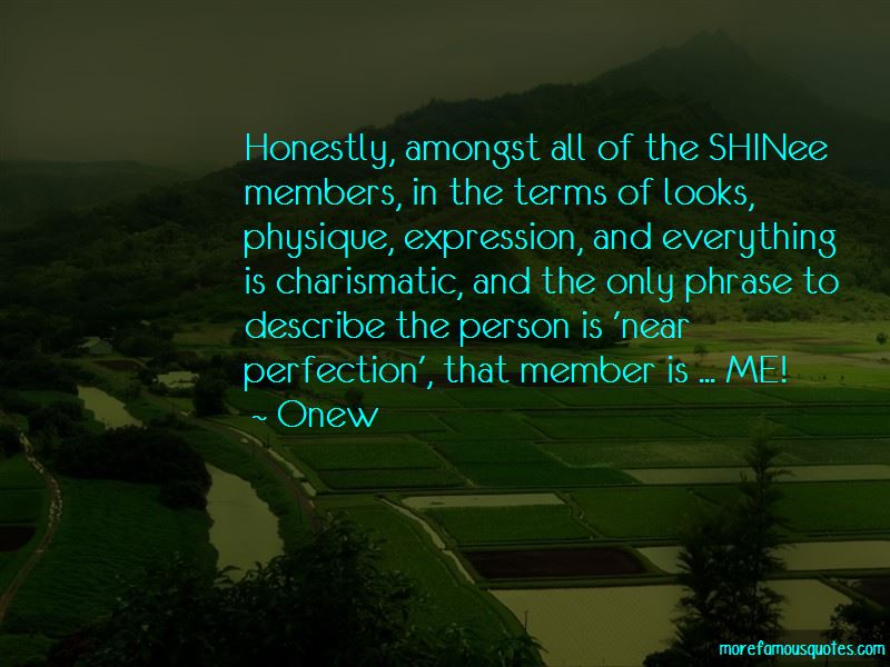 Shinee Members Quotes