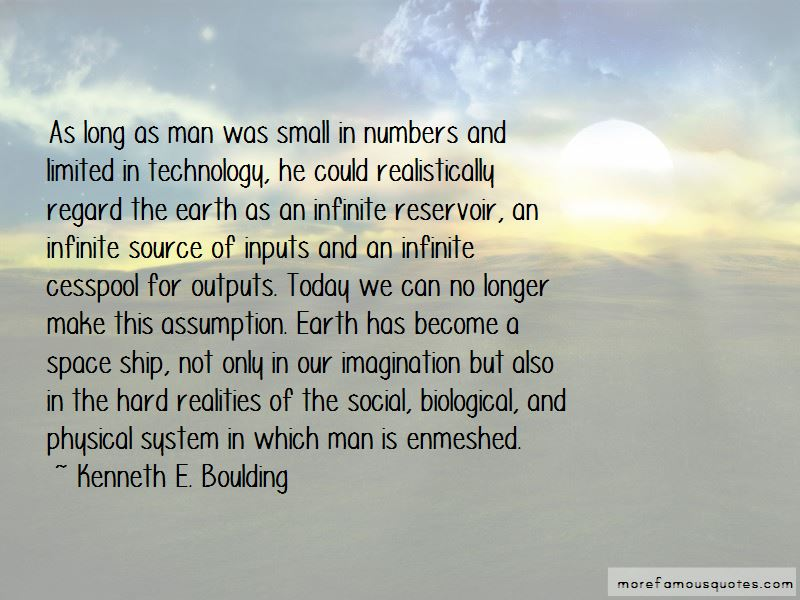 Small In Numbers Quotes