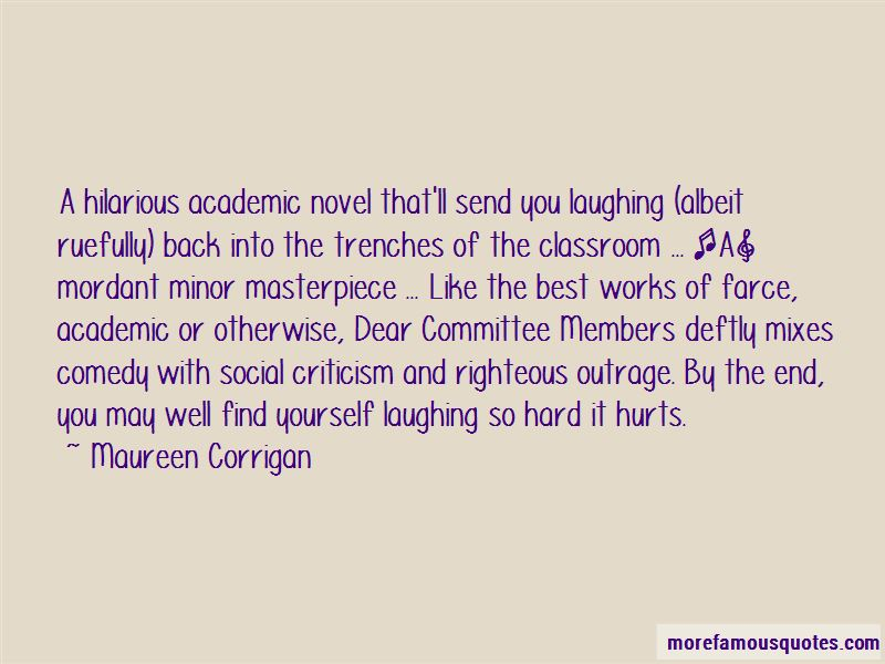 Social Committee Quotes