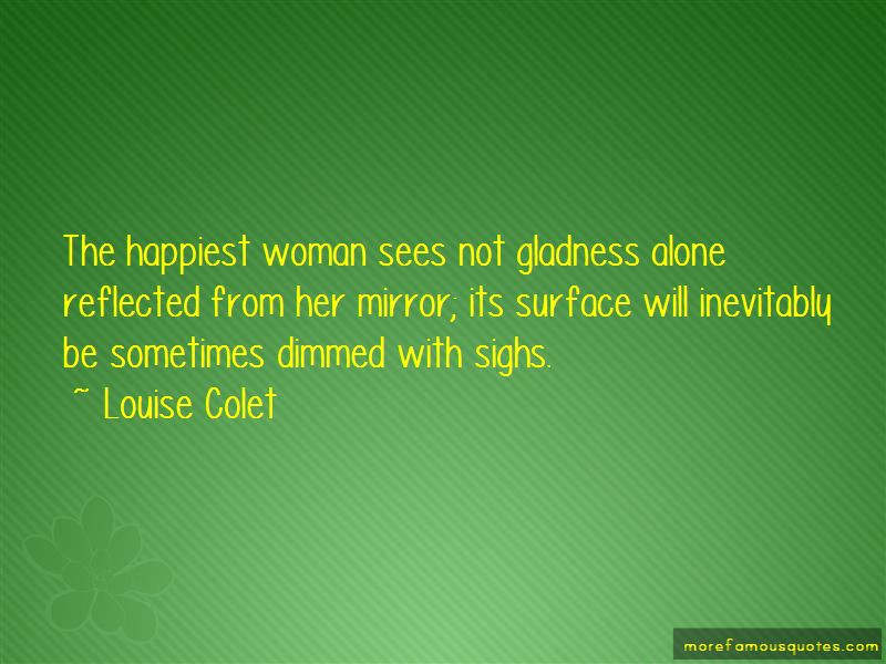 Sometimes Gladness Quotes