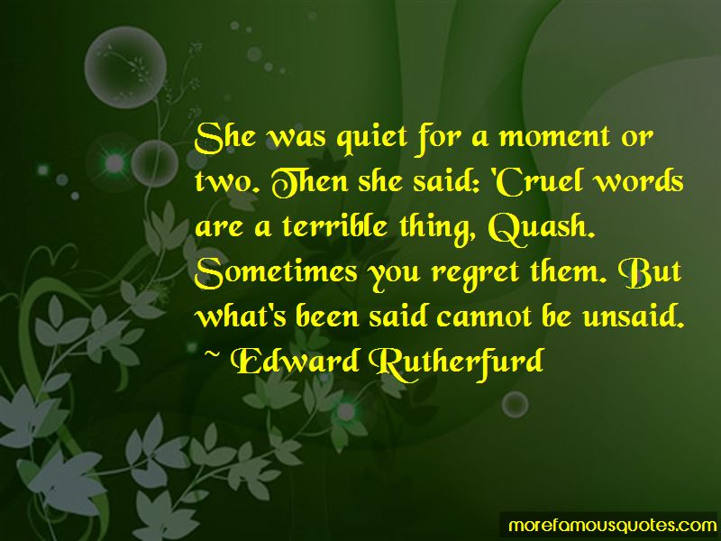 Sometimes You Regret Quotes Pictures 2