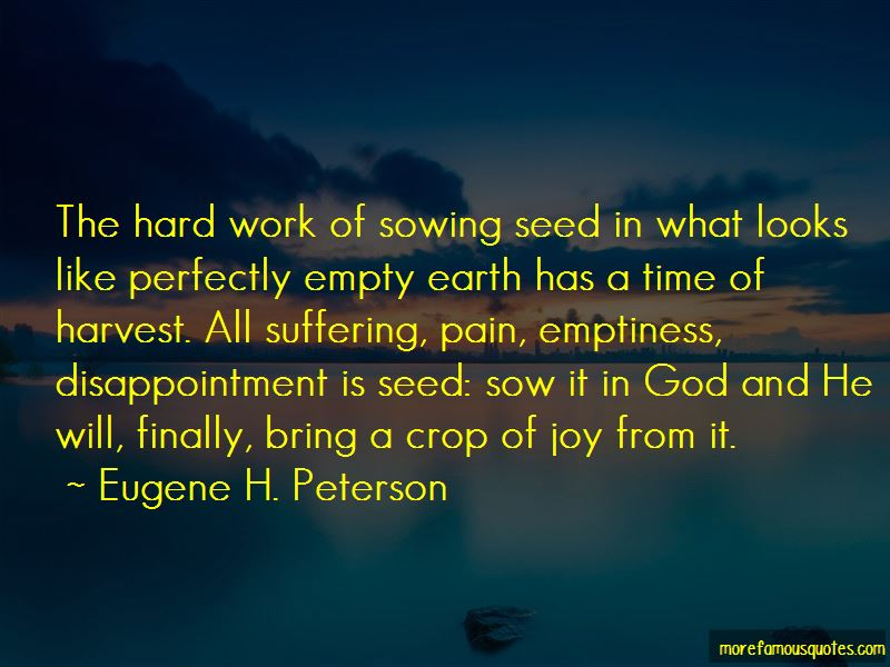 Sow Harvest Quotes Pictures 3