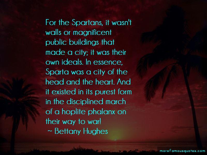 Spartans War Quotes