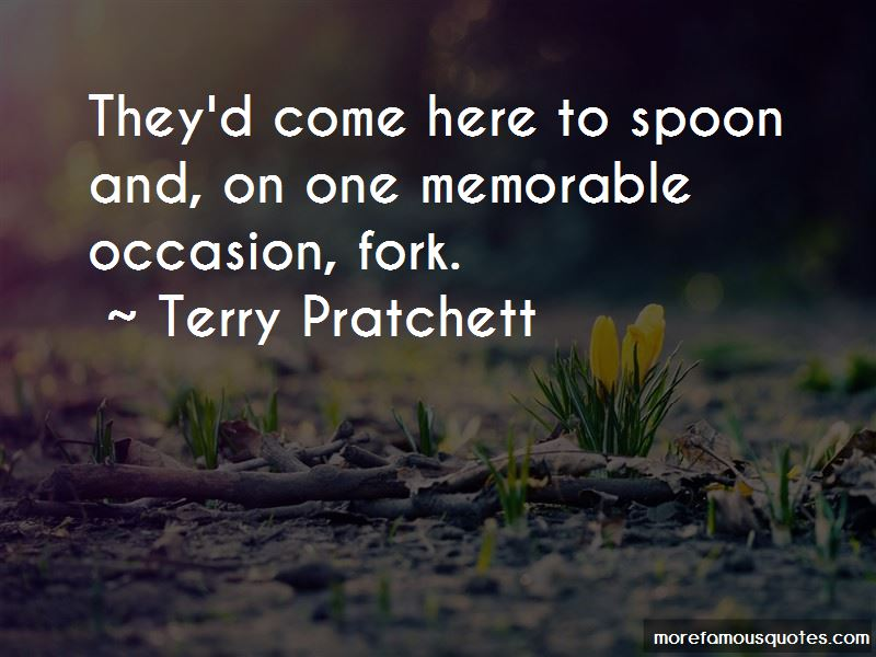 Spoon Fork Quotes