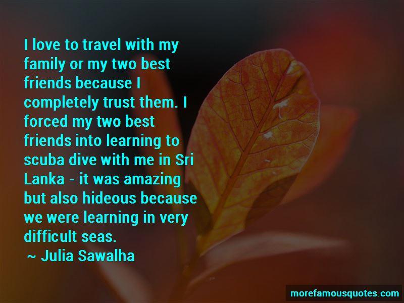 Sri Lanka Travel Quotes