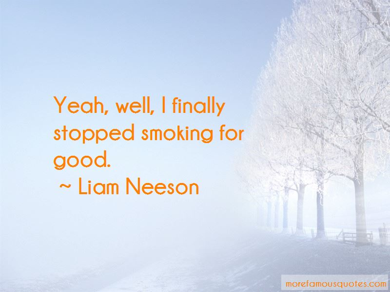 Stopped Smoking Quotes Pictures 2