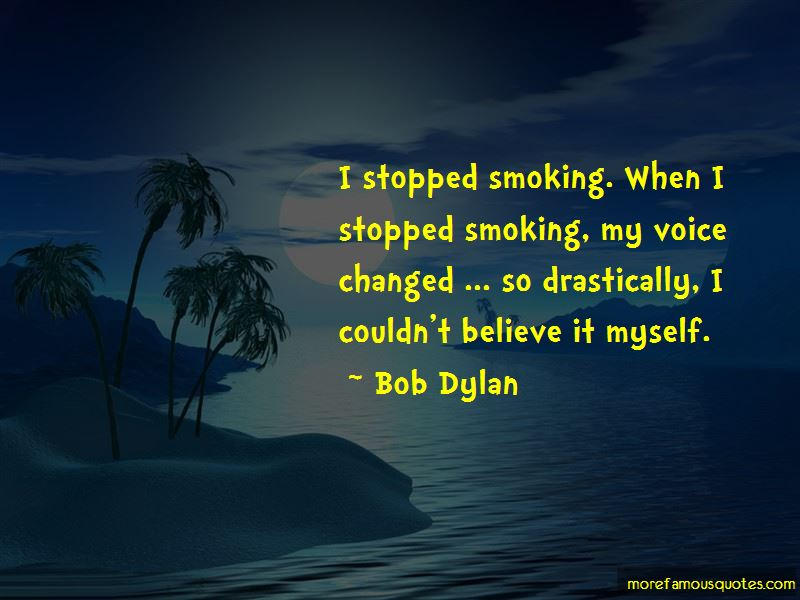 Stopped Smoking Quotes Pictures 3