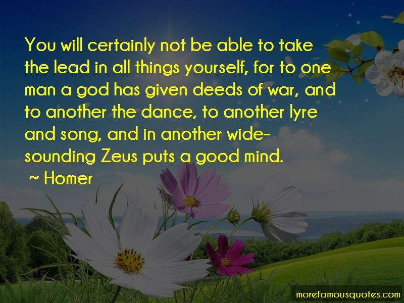 Take The Lead Quotes