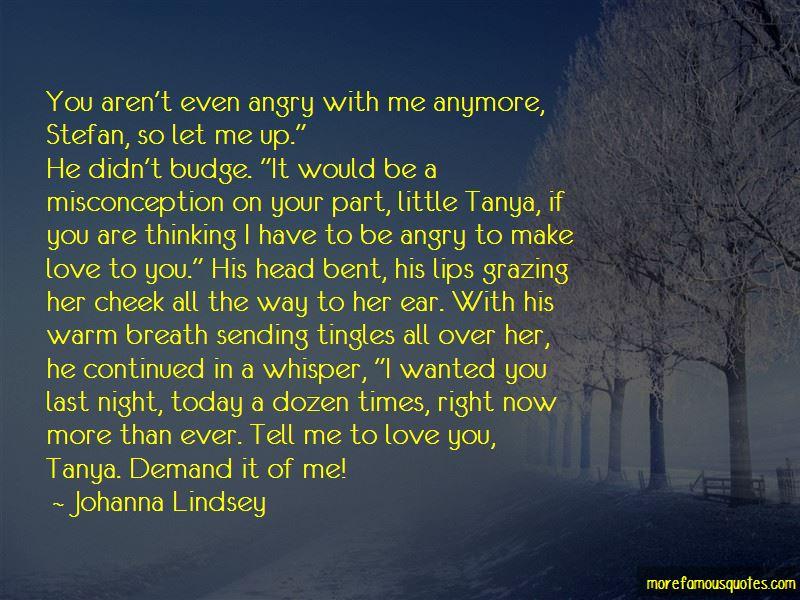 Tanya Quotes