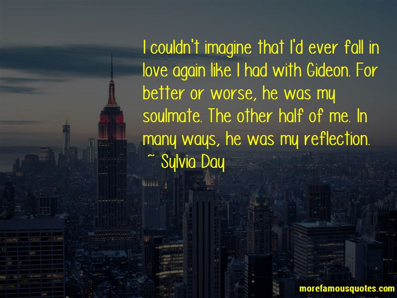 The Other Half Of Me Quotes