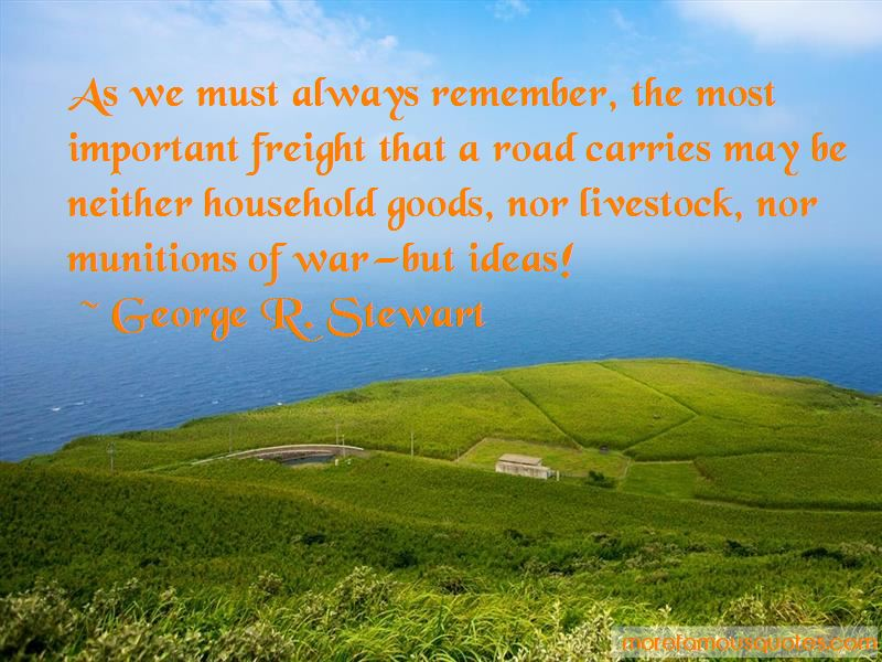 The Road Most Important Quotes Pictures 3