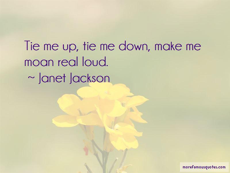 Tie Me Up Tie Me Down Quotes