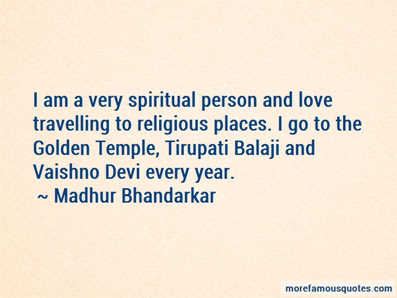 Tirupati Temple Quotes