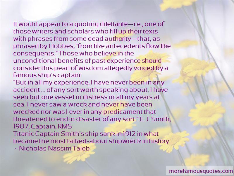 Titanic Shipwreck Quotes