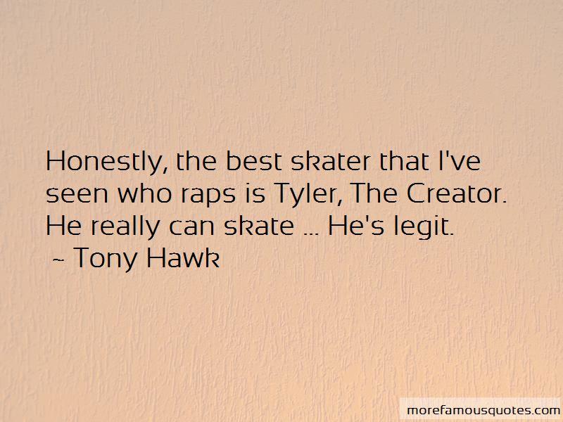 Tyler Creator Quotes