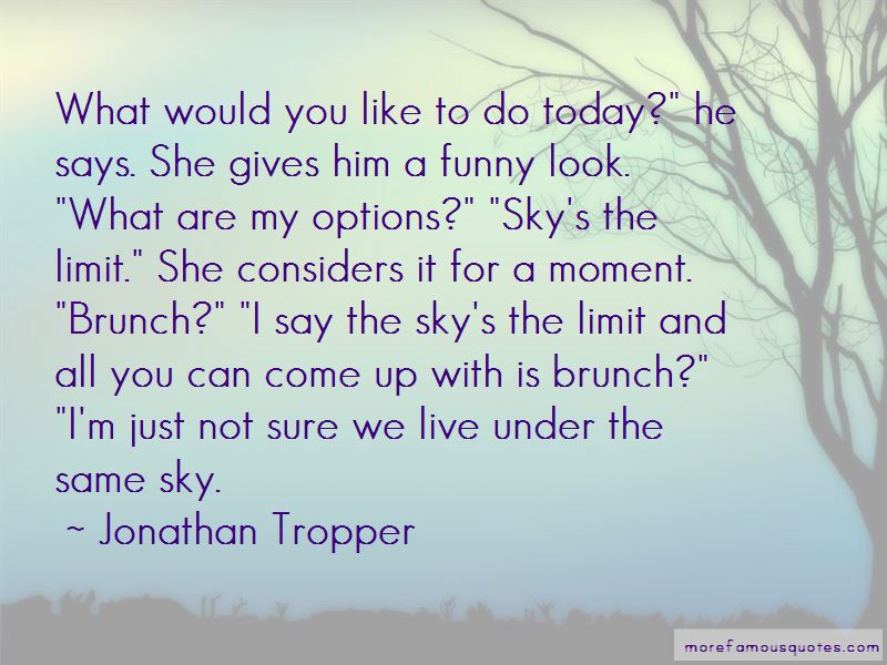 Under The Same Sky Quotes: top 20 quotes about Under The ...