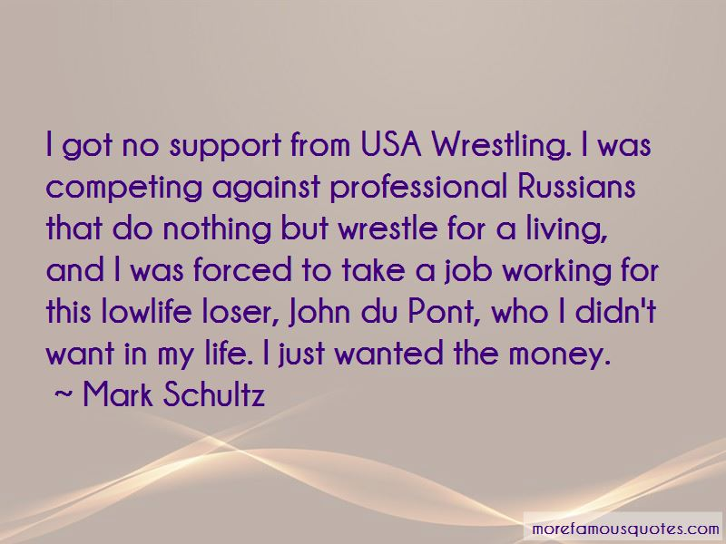 Usa Wrestling Quotes