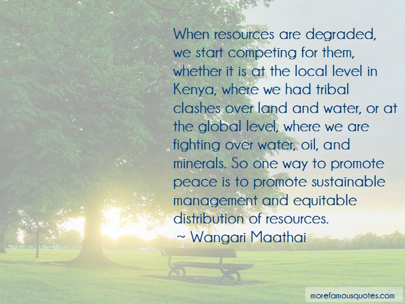 Water Resources Management Quotes