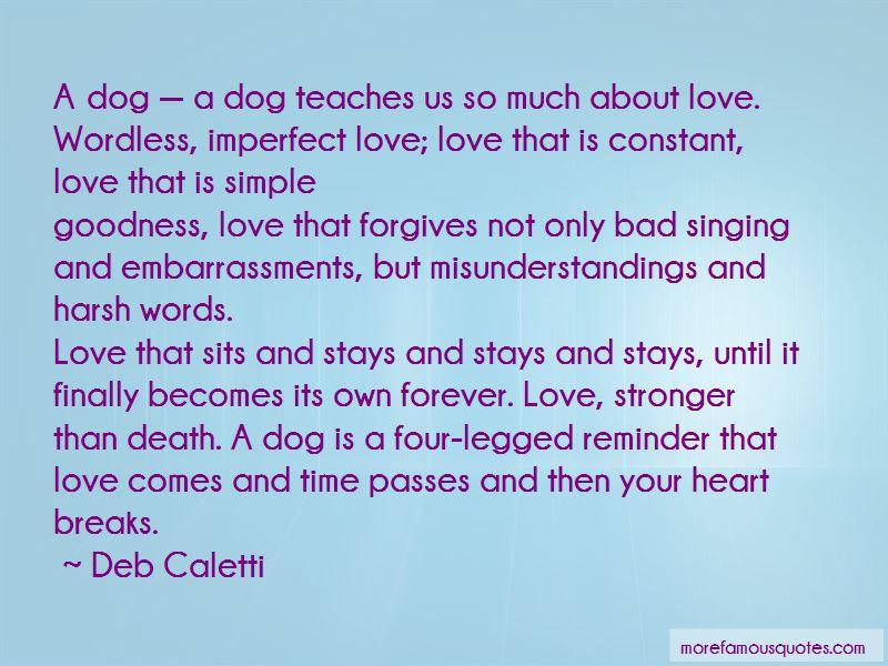 Wordless Love Quotes