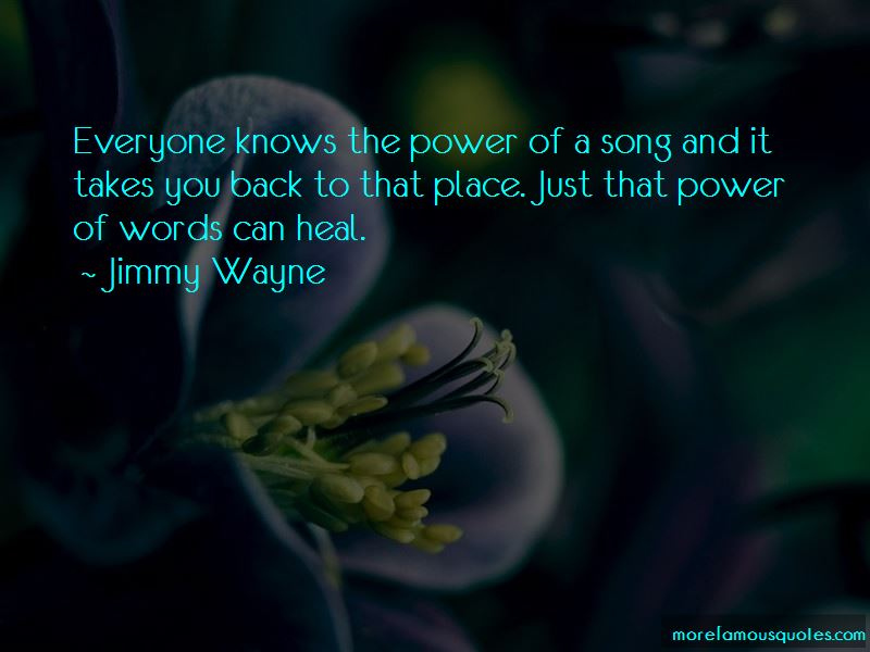 Words Can Heal Quotes