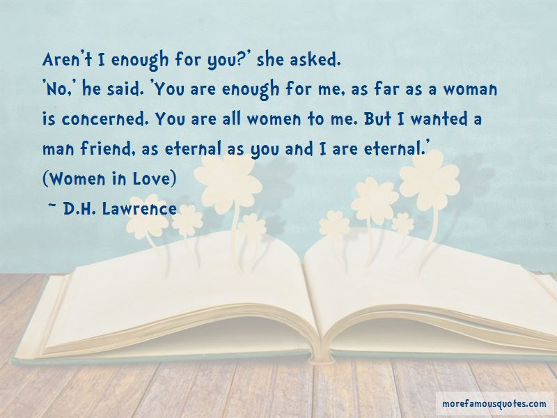 You Are Enough For Me Quotes Pictures 3