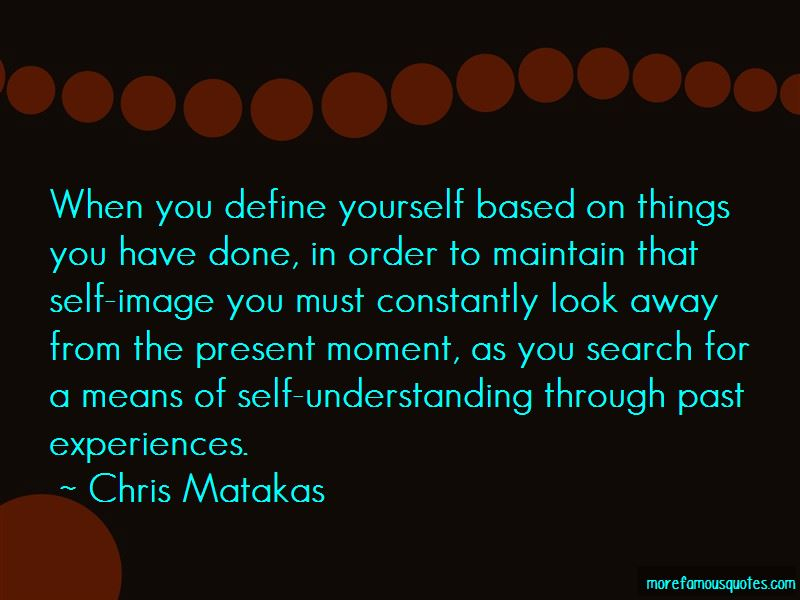 Define Yourself