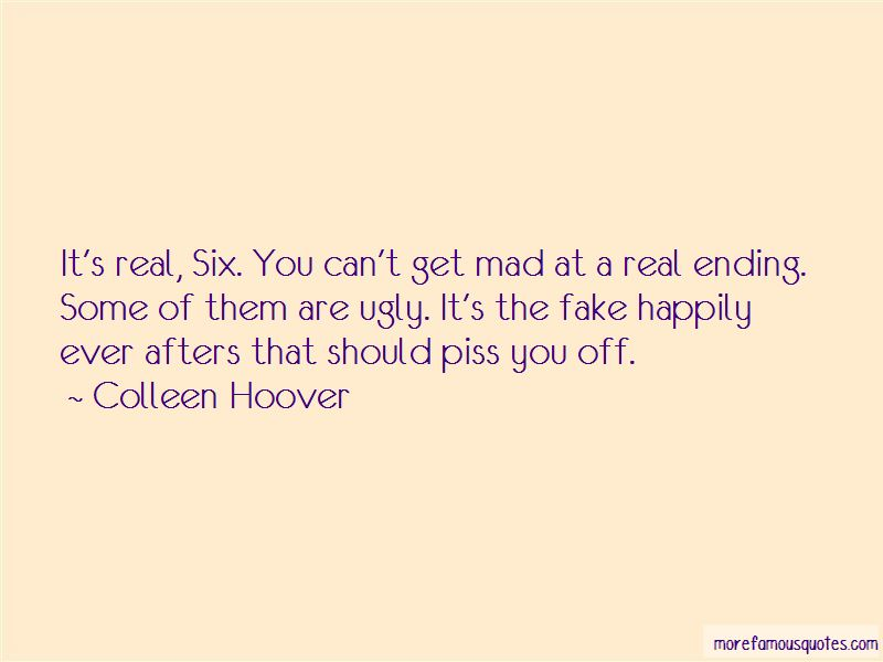 You Were Fake Quotes Pictures 2