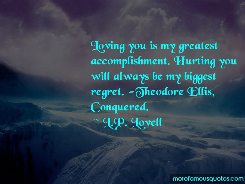 You Will Regret Hurting Me Quotes