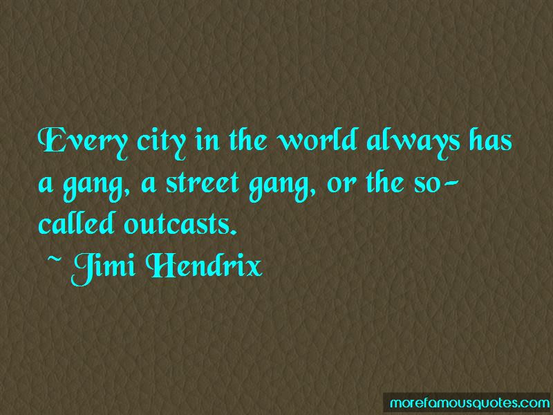 18 Street Gang Quotes