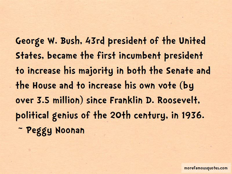 20th Century President Quotes