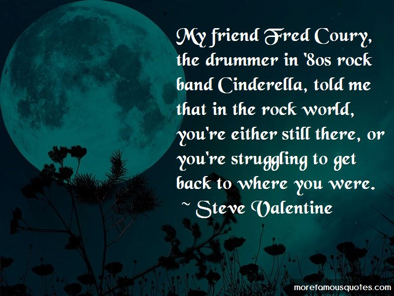 80s Rock Band Quotes