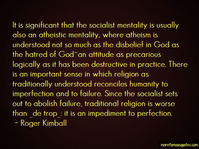 Abolish Religion Quotes
