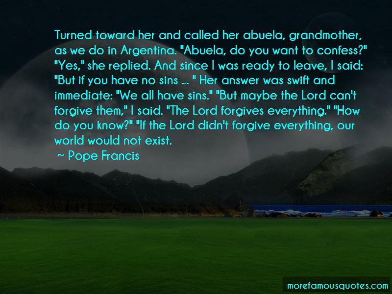 Abuela Quotes
